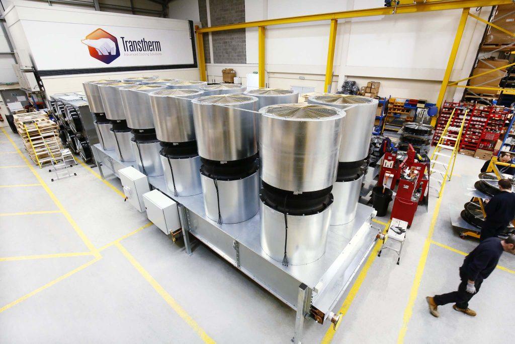 Adiabatic Cooler | Adiabatic Cooling