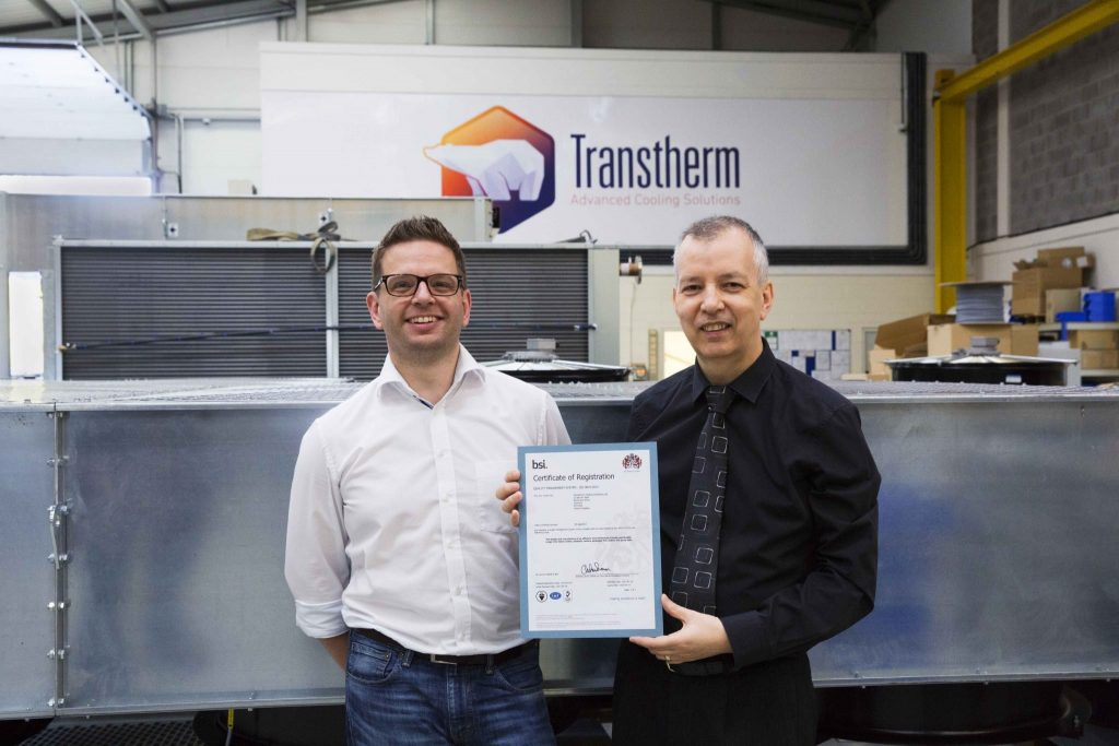 Transtherm_Cooling_Cooler_Certificate