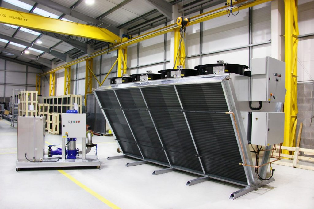 Cooling the UK's critical industries