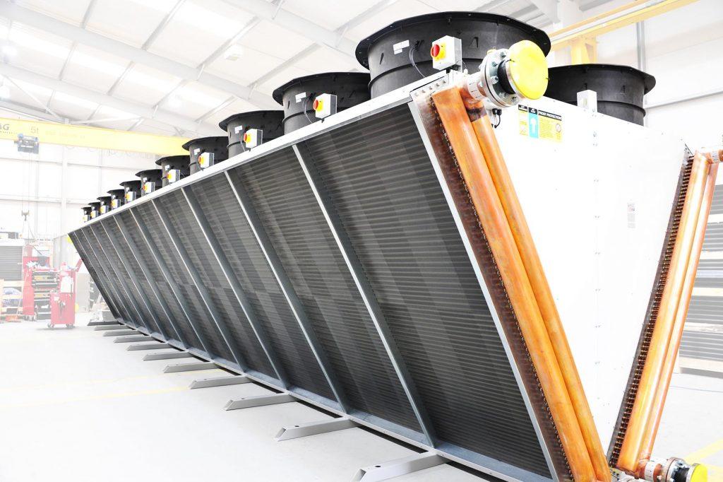 Air Blast Coolers   Dry Coolers