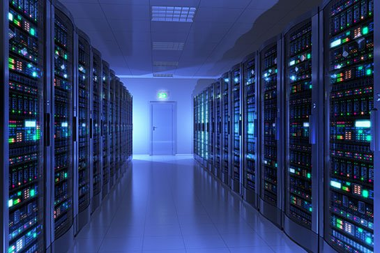 RBS Data Centre – Edinburgh