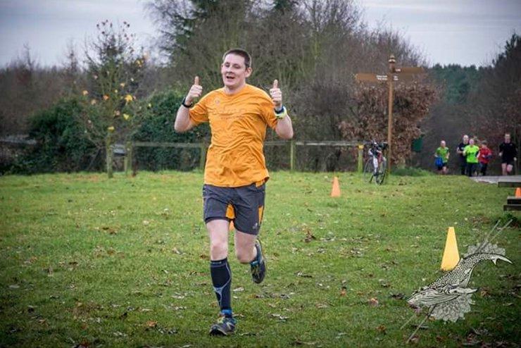 Greater Manchester Marathon – Elliott our Draughtsman