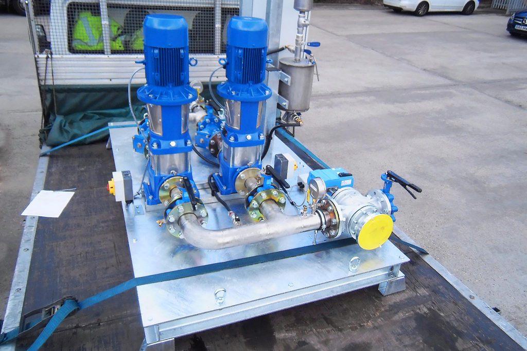 Vacuum Furnace Cooling - Saudi Arabia