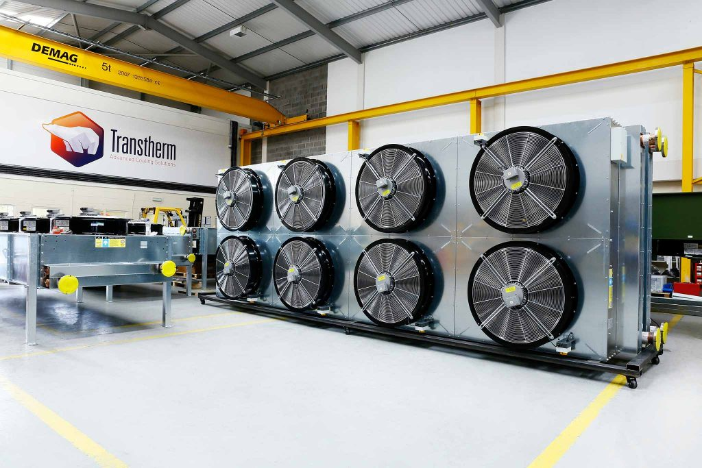 Genset Cooling Solutions | Engine Coolers | Remote Rads