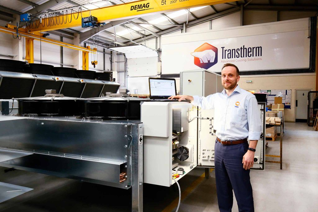 Around the world in 80 trades with Transtherm
