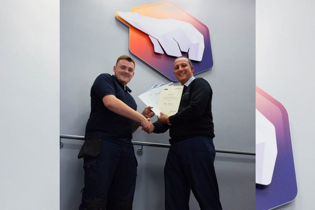 Transtherm Apprentice Excels Thanks To Responsibility And Project Exposure