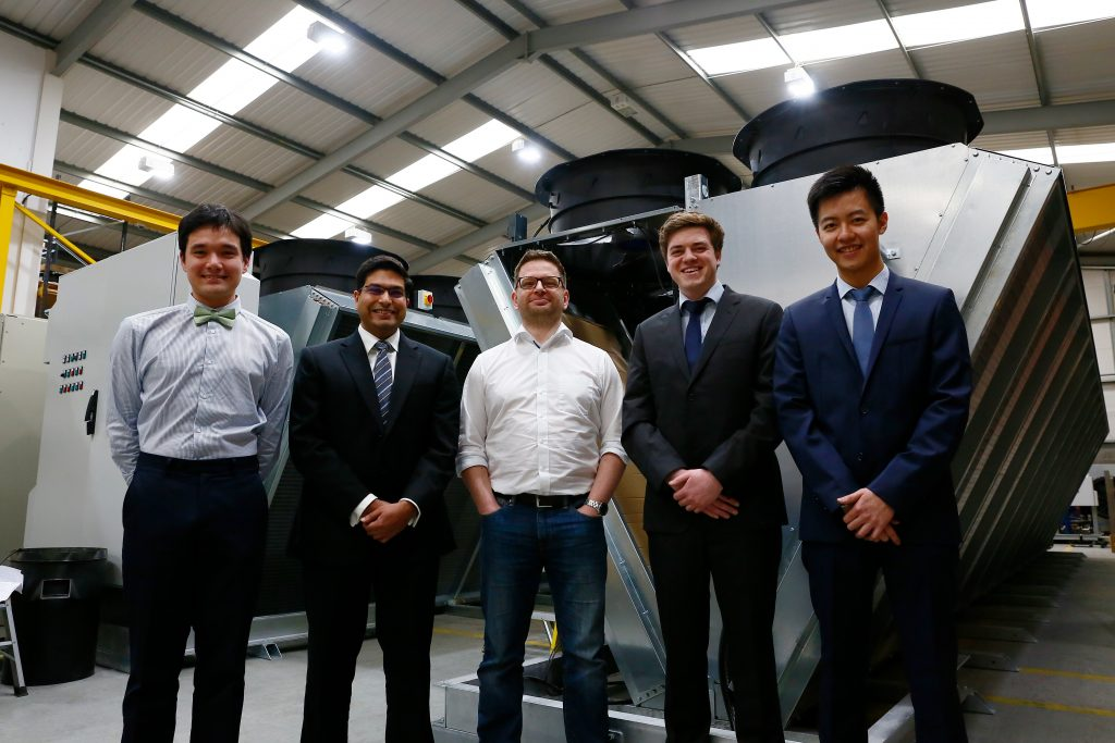 Transtherm introduces new chartership scheme
